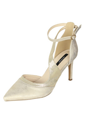 Pantofi Orsay Orchid Golden
