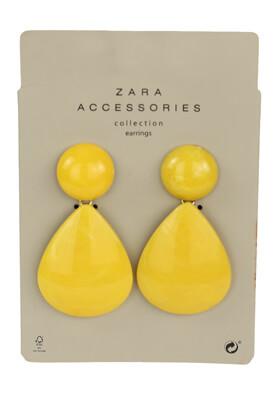 Cercei ZARA Georgia Yellow