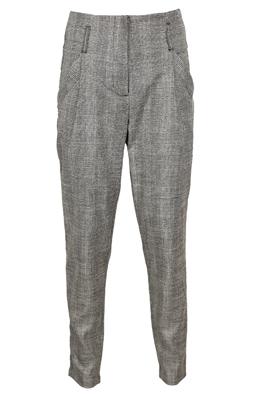 Pantaloni Vero Moda Brenda Grey