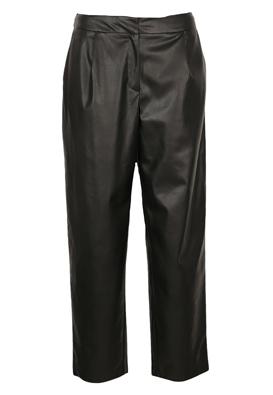 Pantaloni Vila Abbie Black