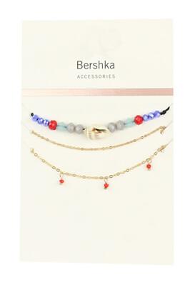 Set colier Bershka Vanessa Colors