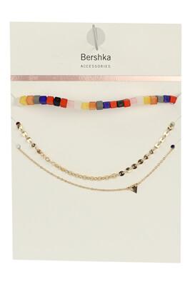 Set colier Bershka Vera Colors