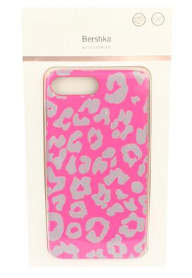 Husa telefon Bershka IPhone6Plus/7Plus/8Plus Pink
