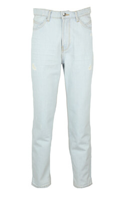 Blugi Bershka Mara Light Blue
