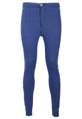 Pantaloni Bershka Taylor Blue