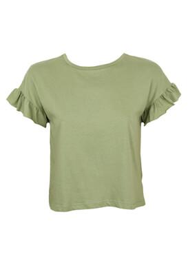 Tricou ZARA Maya Light Green