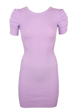 Rochie Bershka Kitty Light Purple