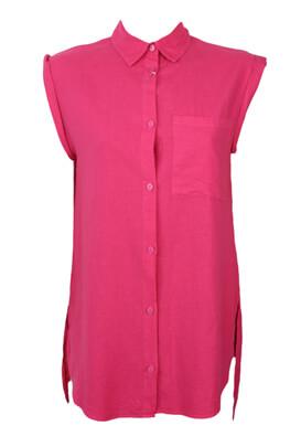 Camasa Bershka Betty Dark Pink