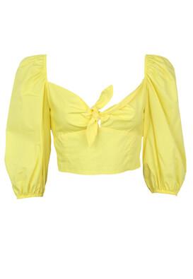 Bluza Bershka Sheena Yellow