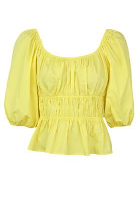 Bluza Bershka Meghan Yellow