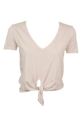 Tricou ZARA Jane Light Pink