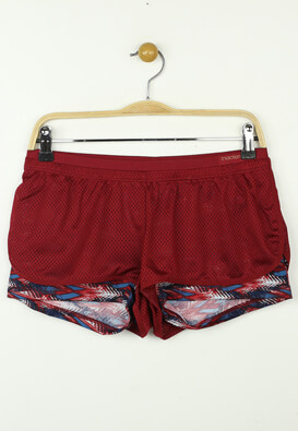 Pantaloni scurti sport Triaction Tasha Dark Red
