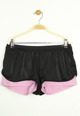 Pantaloni scurti sport Triumph Selena Black