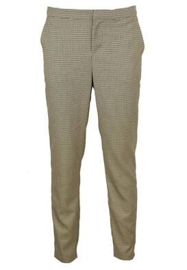 Pantaloni Vero Moda Carmen Brown