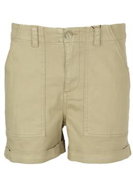 Pantaloni scurti Vero Moda Kristen Beige