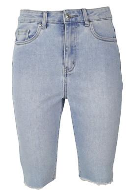 Pantaloni scurti Vero Moda Carina Light Blue