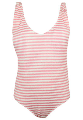 Costum de baie Vero Moda Carrie Light Pink
