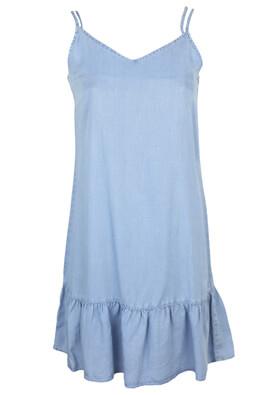 Rochie Vero Moda Vivien Light Blue