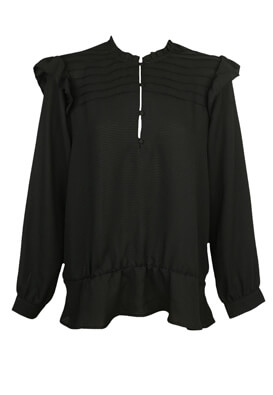 Bluza Vero Moda Valentina Black