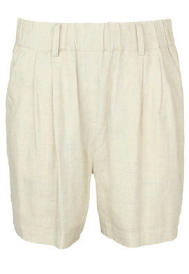 Pantaloni scurti Vero Moda Cathy Light Beige