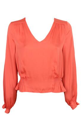 Bluza Vero Moda Victoria Dark Pink