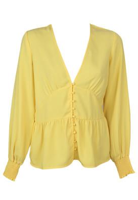 Camasa Vero Moda Diana Yellow