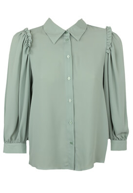 Camasa Vero Moda Carina Light Green