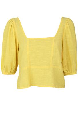 Bluza Vero Moda Mara Yellow