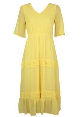 Rochie Vero Moda Carina Yellow