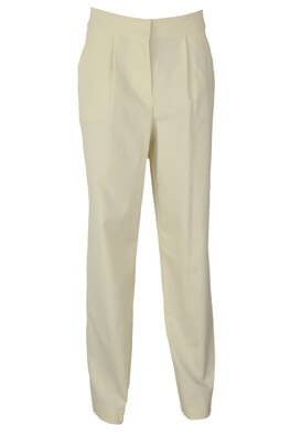 Pantaloni Vero Moda Carina Light Beige