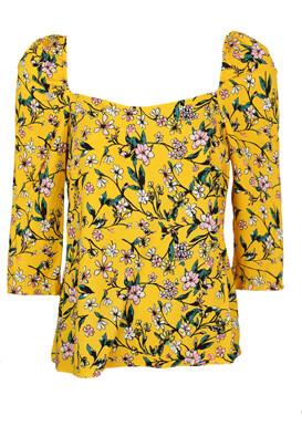 Bluza Vero Moda Victoria Yellow