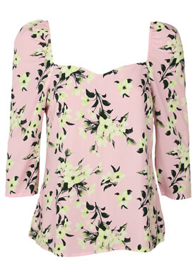 Bluza Vero Moda Carrie Light Pink