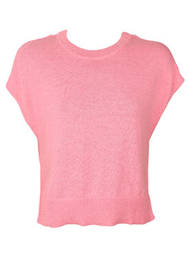 Tricou Vero Moda Christine Light Pink