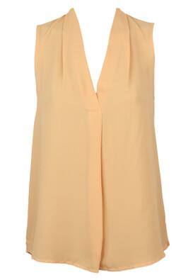 Tricou Vero Moda Caroline Orange