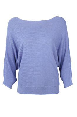 Bluza Vero Moda Melissa Light Blue