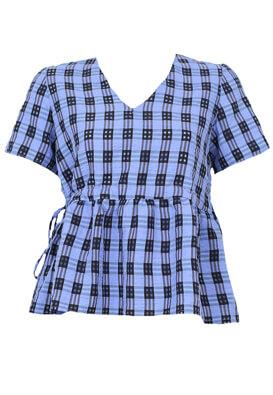 Tricou Vero Moda Georgia Blue