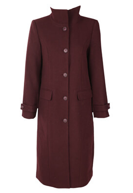 Palton Vero Moda Jessica Dark Purple