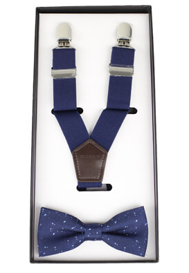 Set papion Only and Sons Patrick Dark Blue