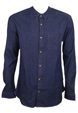 Camasa Only and Sons Oliver Dark Blue