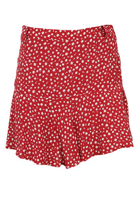 Pantaloni scurti ZARA Dahlia Red