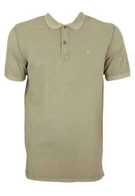 Tricou polo Jck and Jo Amadeus Light Green