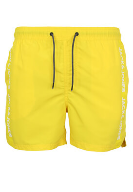 Pantaloni scurti de baie Jck and Jo Isaac Yellow