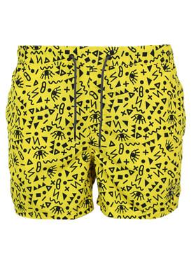 Pantaloni scurti de baie Jack and Jones Paul Yellow