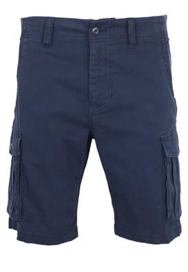 Pantaloni scurti Jck and Jo Phillip Dark Blue