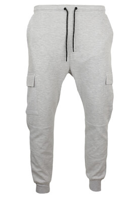 Pantaloni sport Jack and Jones Michael Grey