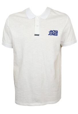 Tricou polo Jck and Jo Yanis White