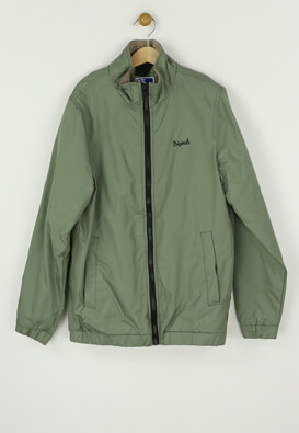 Jacheta Jack and Jones Carter Green