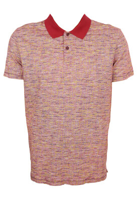Tricou polo Jck and Jo Will Red