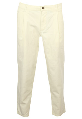 Pantaloni Jack and Jones Ethan Light Beige