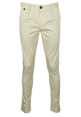 Pantaloni Jack and Jones Kade Light Grey